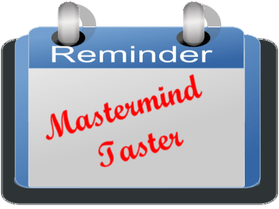Get notified of our next Mastermind demo